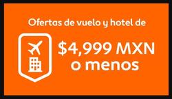 Ofertas de Expedia  en el folleto de Ciudad de México