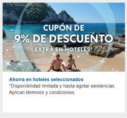 Ofertas de Expedia  en el folleto de Puebla