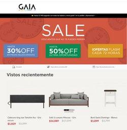 Catálogo Gaia Design ( 10 días más)