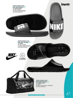 Ofertas de Nike en el catálogo de Impuls ( Más de un mes)