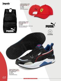 Ofertas de Puma en el catálogo de Impuls ( Más de un mes)