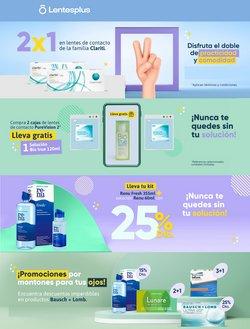 Ofertas de Ópticas en el catálogo de Lentes Plus en Cuautla (Morelos) ( 3 días publicado )