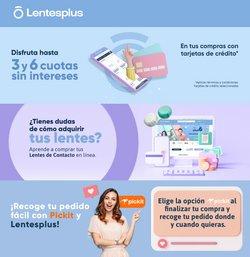 Ofertas de Ópticas en el catálogo de Lentes Plus ( 8 días más)