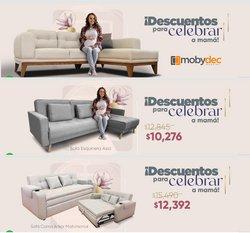 Ofertas de Mobydec en el catálogo de Mobydec ( Vencido)