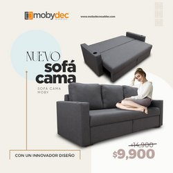 Catálogo Mobydec ( Publicado hoy)