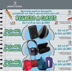 Ofertas de Ropa, Zapatos y Accesorios en el catálogo de Perfect Choice ( Vence mañana)