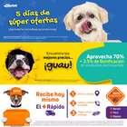 Ofertas de Hiper-Supermercados en el catálogo de Petsy en Matehuala ( Vence mañana )