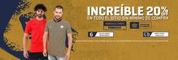 Ofertas de Tienda Pumas  en el folleto de San Cristóbal de las Casas