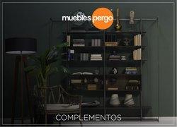 Ofertas de Muebles Pergo en el catálogo de Muebles Pergo ( Más de un mes)