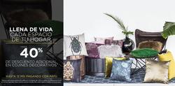 Ofertas de Muebles Pergo  en el folleto de Miguel Hidalgo