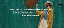 Ofertas de Barcelo Hoteles  en el folleto de Puerto Aventuras