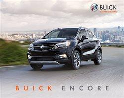 Ofertas de Buick  en el folleto de Mérida