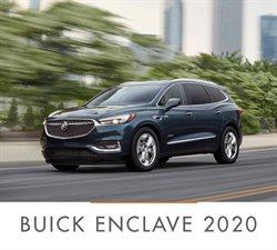 Catálogo Buick en Ciudad de México ( Más de un mes )