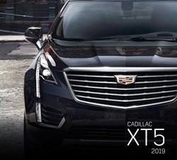 Ofertas de Cadillac  en el folleto de Aguascalientes