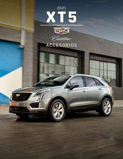 Ofertas de Cadillac en el catálogo de Cadillac ( Más de un mes)