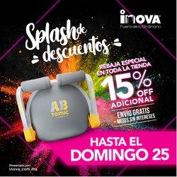 Ofertas de Tiendas Departamentales en el catálogo de Inova en Hidalgo del Parral ( 3 días más )