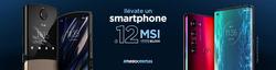 Cupón Motorola en Ciudad de México ( 10 días más )