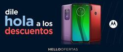 Cupón Motorola en Ciudad de México ( 5 días más )