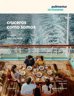 Ofertas de Viajes en el catálogo de Pullmantur en Chihuahua ( 26 días más )