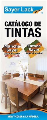 Catálogo Sayer en Matehuala ( Caducado )
