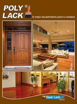Catálogo Sayer en Monterrey ( Más de un mes )