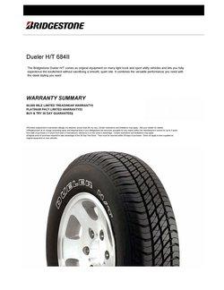 Ofertas de Autos, Motos y Repuestos en el catálogo de Bridgestone ( 3 días más)