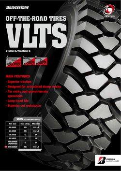 Catálogo Bridgestone ( Más de un mes)