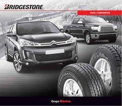 Ofertas de Bridgestone en el catálogo de Bridgestone ( Más de un mes)