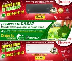 Ofertas de Tiendas Departamentales en el catálogo de Bomssa ( Vence hoy)