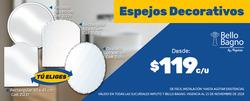 Ofertas de Espejo  en el folleto de Niplito en Ciudad de México
