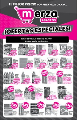 Ofertas de Hiper-Supermercados en el catálogo de Merza en Los Mochis ( Vence mañana )