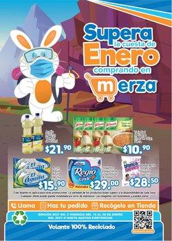 Ofertas de Hiper-Supermercados en el catálogo de Merza en Los Mochis ( 2 días publicado )