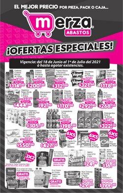 Ofertas de Merza en el catálogo de Merza ( Vence mañana)