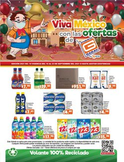 Ofertas de Hiper-Supermercados en el catálogo de Merza ( 5 días más)