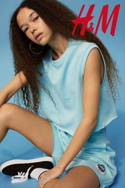 Catálogo H&M ( 18 días más)