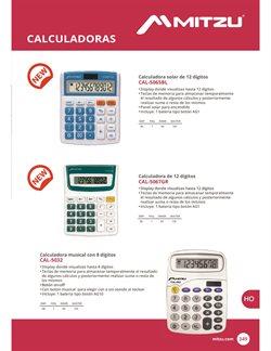 Ofertas de Calculadora en Mitzu
