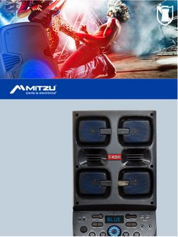 Catálogo Mitzu ( 8 días más)