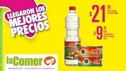 Ofertas de Hiper-Supermercados en el catálogo de La Comer en Gustavo A Madero ( Vence mañana )