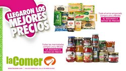 Catálogo La Comer ( Caduca hoy )