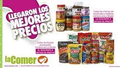 Ofertas de Hiper-Supermercados en el catálogo de La Comer en Cuajimalpa de Morelos ( 3 días más )