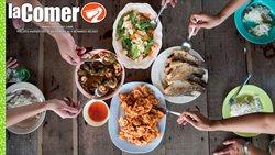 Catálogo La Comer ( Vence mañana )