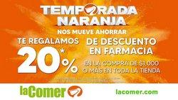 Ofertas de Hiper-Supermercados en el catálogo de La Comer ( 2 días más)