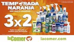 Ofertas de Hiper-Supermercados en el catálogo de La Comer ( Publicado hoy)