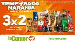Ofertas de Hiper-Supermercados en el catálogo de La Comer ( 9 días más)