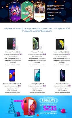 Ofertas de Electrónica y Tecnología en el catálogo de AT&T en Chihuahua ( Publicado ayer )