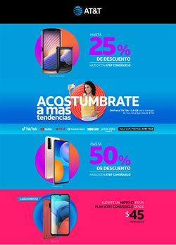 Ofertas de Electrónica y Tecnología en el catálogo de AT&T en San Luis Río Colorado ( 2 días publicado )