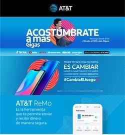 Catálogo AT&T ( Vencido)