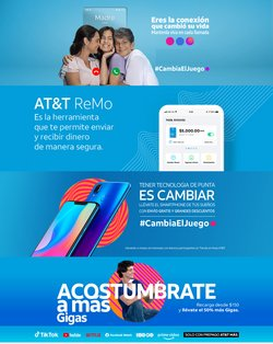 Catálogo AT&T ( 25 días más)