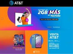 Ofertas de Electrónica y Tecnología en el catálogo de AT&T ( Vence hoy)