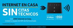 Ofertas de AT&T  en el folleto de Ciudad de México